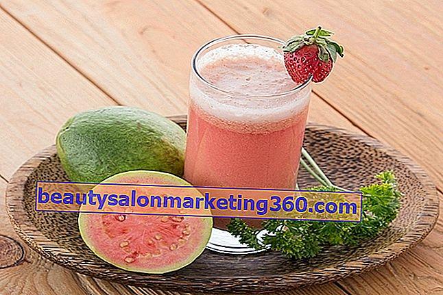 guava frunze pentru pierderea în greutate efecte secundare