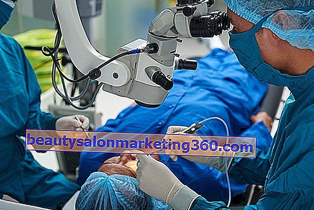 műtét myopia posztoperatív időszak