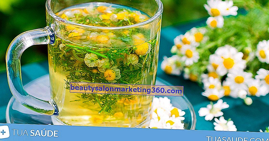 ceaiul de mușețel mă ajută să pierd greutatea)